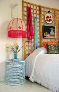Boho-Chic Bedroom Decorating Ideas