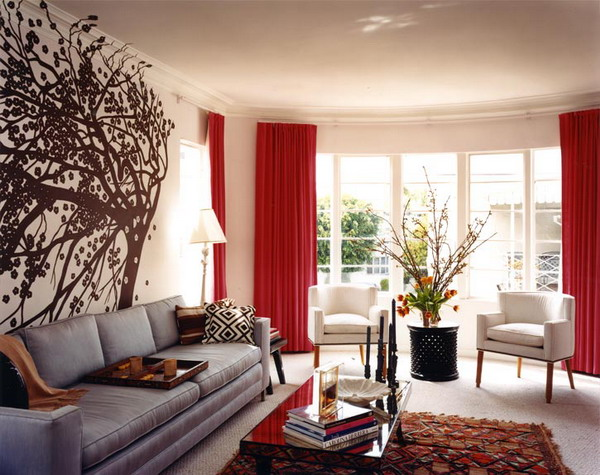 Living Room Ideas With Wall Decorations