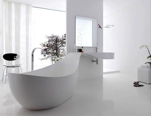Gorgeous Modern Bathroom Design