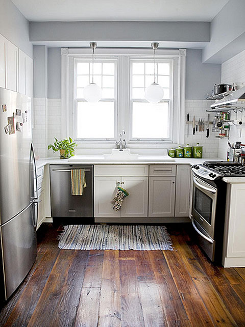 Small Kitchen Design Suggestions