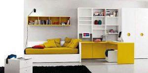 Modern Teenage Bed Room Furniture