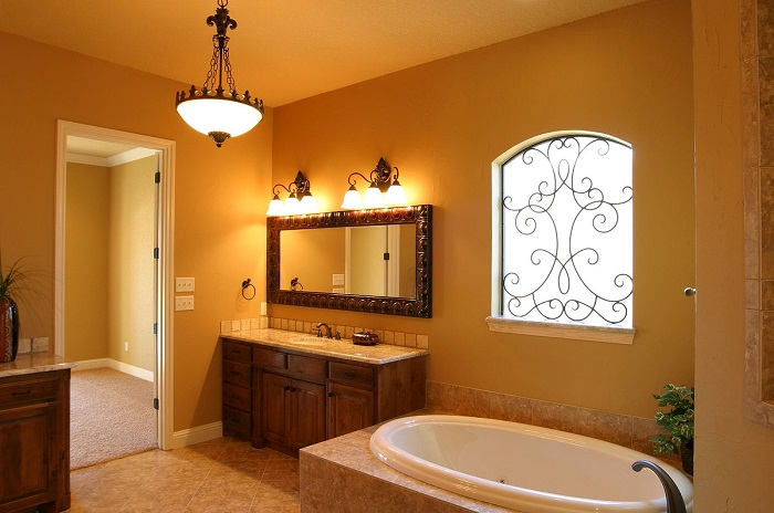 Bathroom Lighting Design Tips