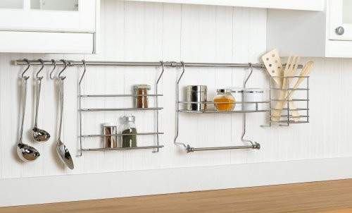 Kitchen Utensil Holder Wall Mounted