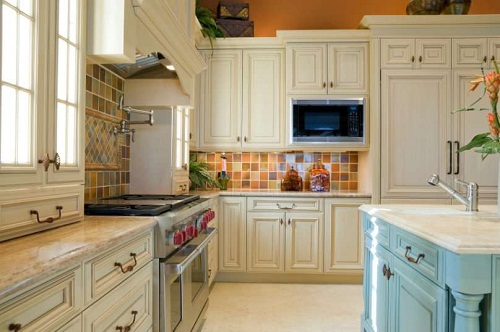 Average Cost of Refacing Kitchen Cabinets