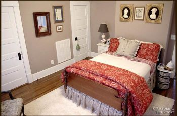 Best Gray Color for a Bedroom