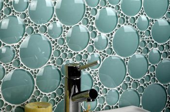 Glass Mosaic Tile Backsplash Pictures