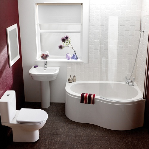 Average Cost of Remodeling a Small Bathroom