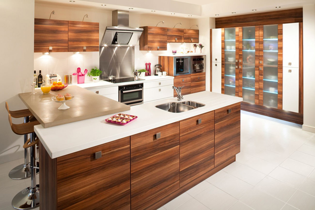 Bamboo Kkitchen Cabinets UK