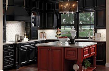 Kraftmaid Laminate Kitchen Cabinets