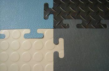 Interlocking Rubber Floor Mat Tiles