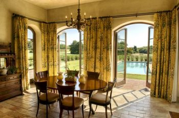 Arched Window Treatments Valances