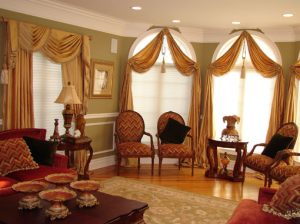 Arched Window Treatments Curtains