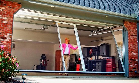 Retractable Screen Doors for Garages
