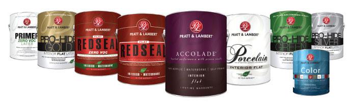 Best Pratt and Lambert Paint Colors