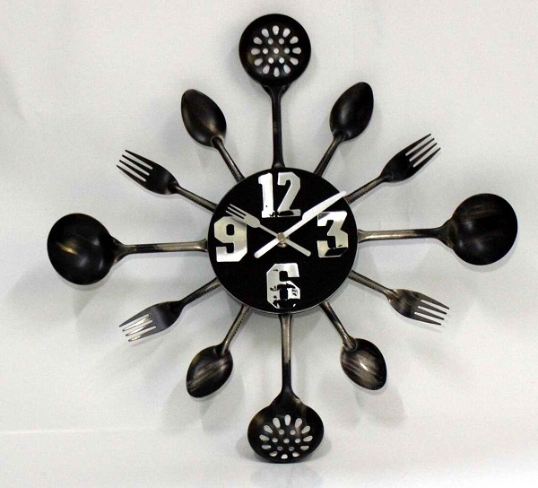 Modern Wall Clocks for Kitchens