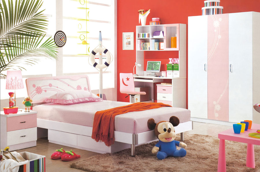 Kids Bedroom Decoration Ideas