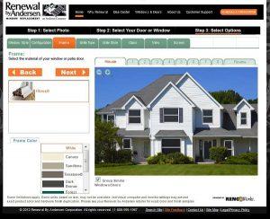 House Paints Exterior Virtual Simulator