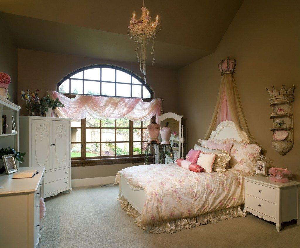 Girls Princess Bedroom design