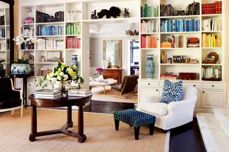 Bookcase Design Ideas Living Room