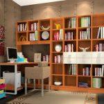 Bookcase Design Ideas Study Room
