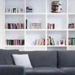 Bookcase Design Ideas White