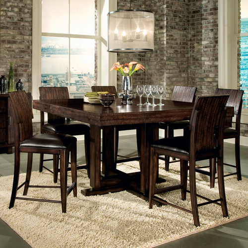 Counter Height Dining Table image 004
