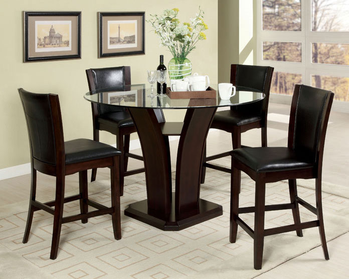 Counter Height Kitchen Tables and Chair Sets