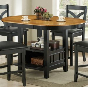 Counter Height Kitchen Tables with Storage