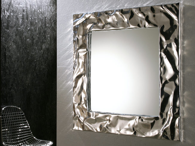 Framed Large Wall Mirrors for Living Room