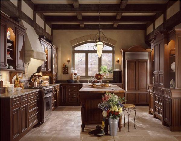 French Kitchen Decor