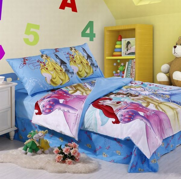 Girls Princess Bedroom Furniture image 003