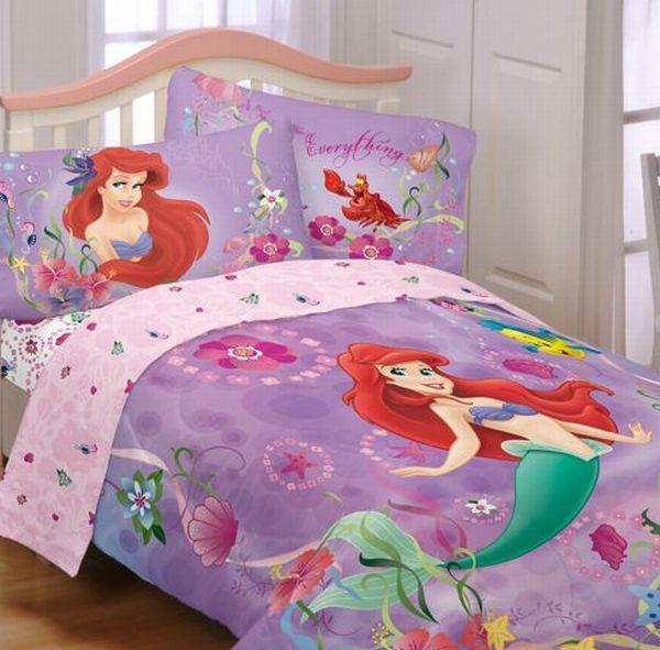 Girls Princess Bedroom Furniture image 004