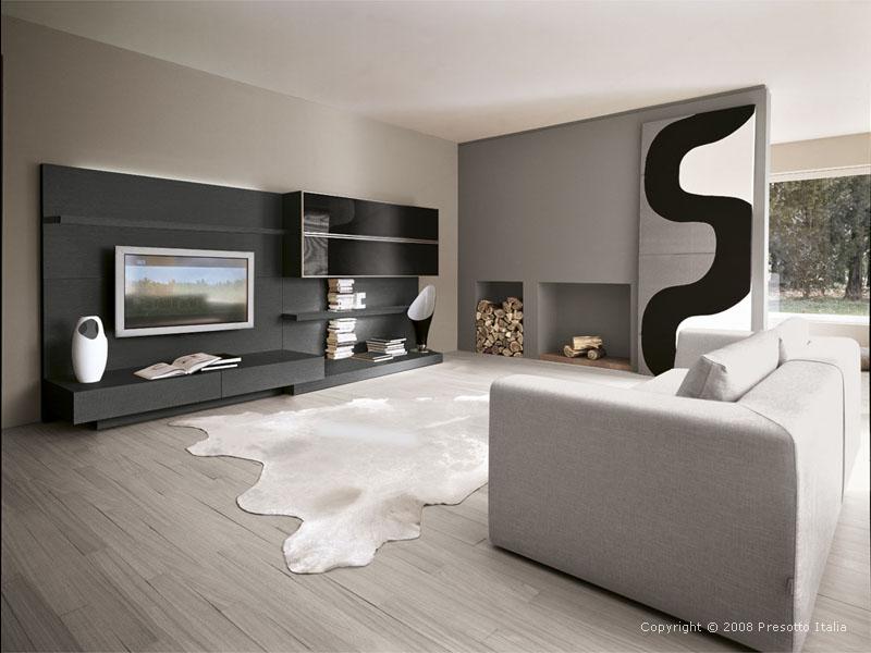 Living Room Modern image 002
