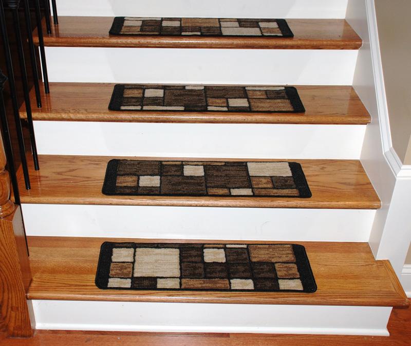 carpet stair treads amazon