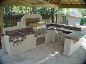 Outdoor Kitchen Design ideas backyard