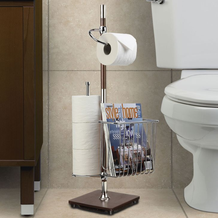 Decorative Toilet Paper Holder