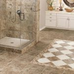Bathroom Flooring Ideas - Design Distinctions Akando