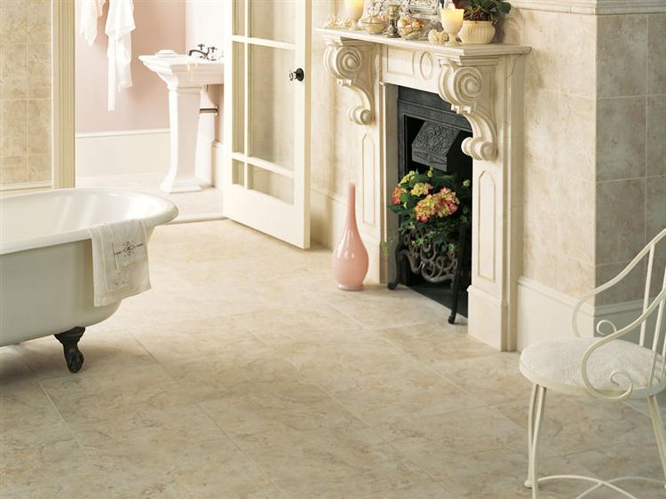 Bathroom Flooring Ideas - Floorcraft Lucretius