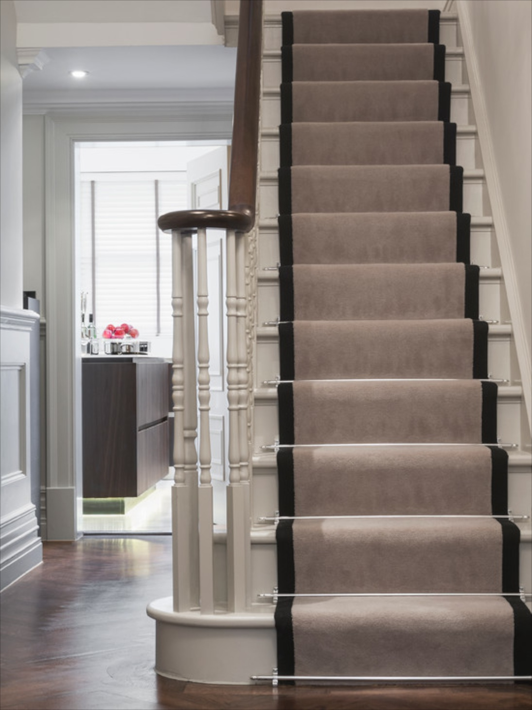 Carpet Stair Treads Cheap Traditional Staircase