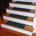 Carpet Stair Treads Hunter Green
