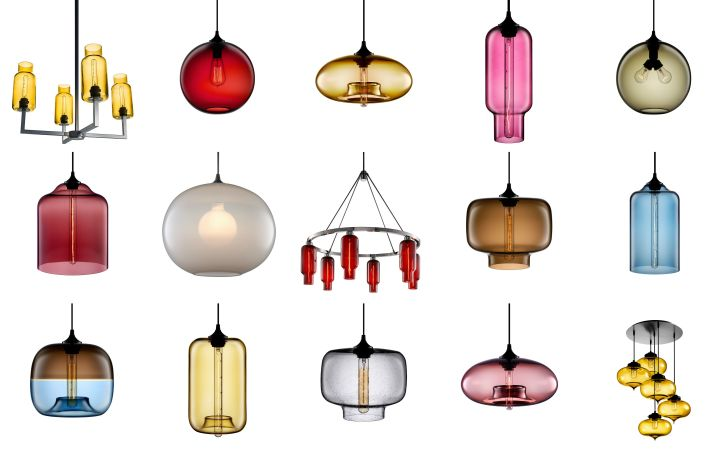 Contemporary Bespoke Light Fixtures