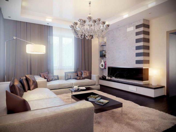Creative Lighting Effect with Creative Fixtures Design