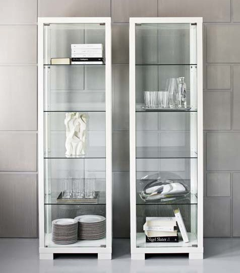 Glass Cabinet Double Glass