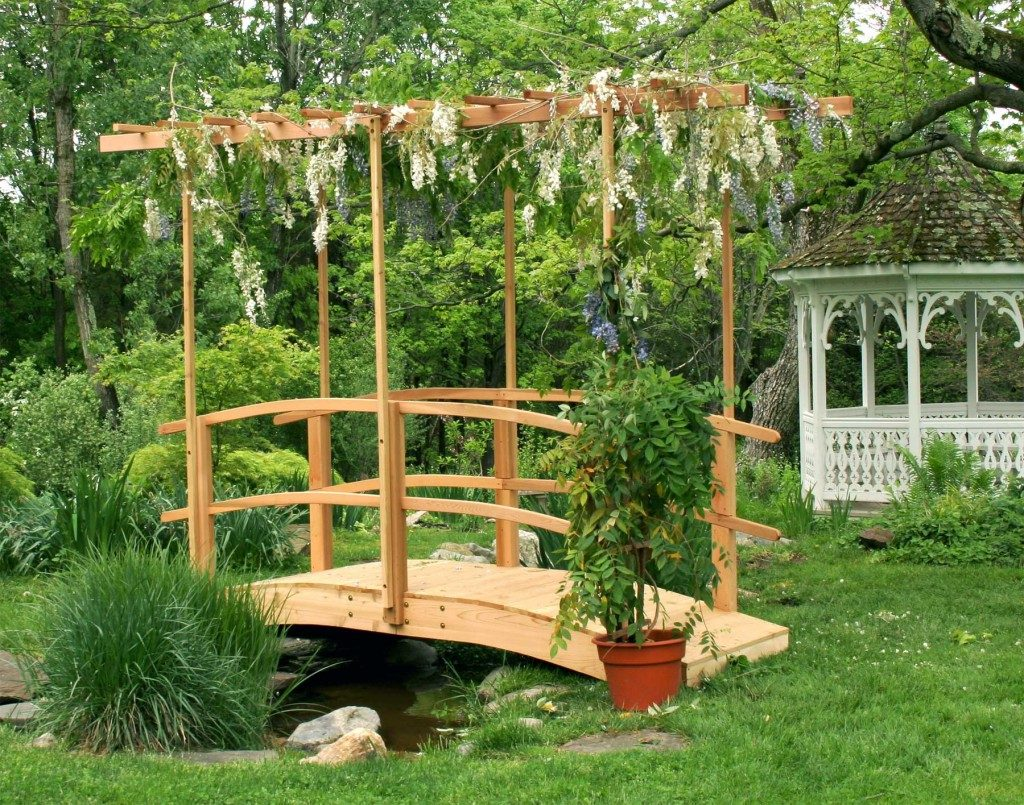 Garden Bridges image 002