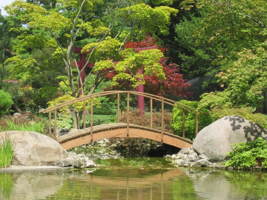 Garden Bridges  image 005