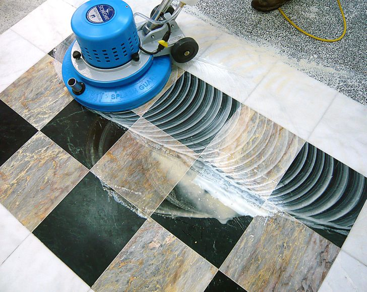 Hhow To Clean Marble Floors Home Remedy Home