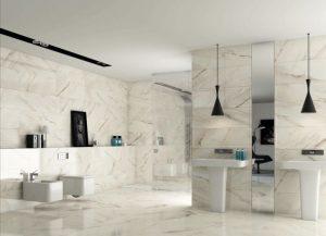How to Clean Marble Floors Bathroom