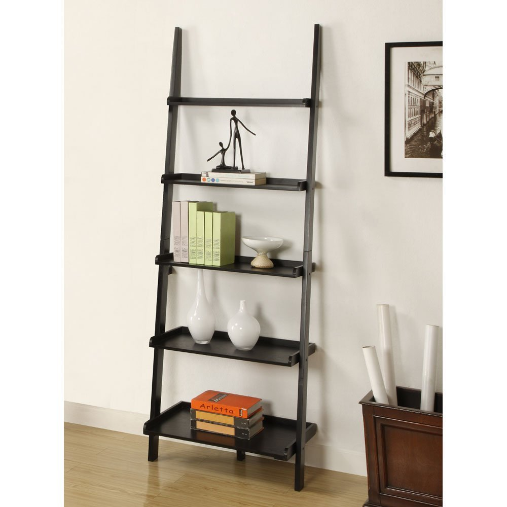 Ladder Bookcases Australia