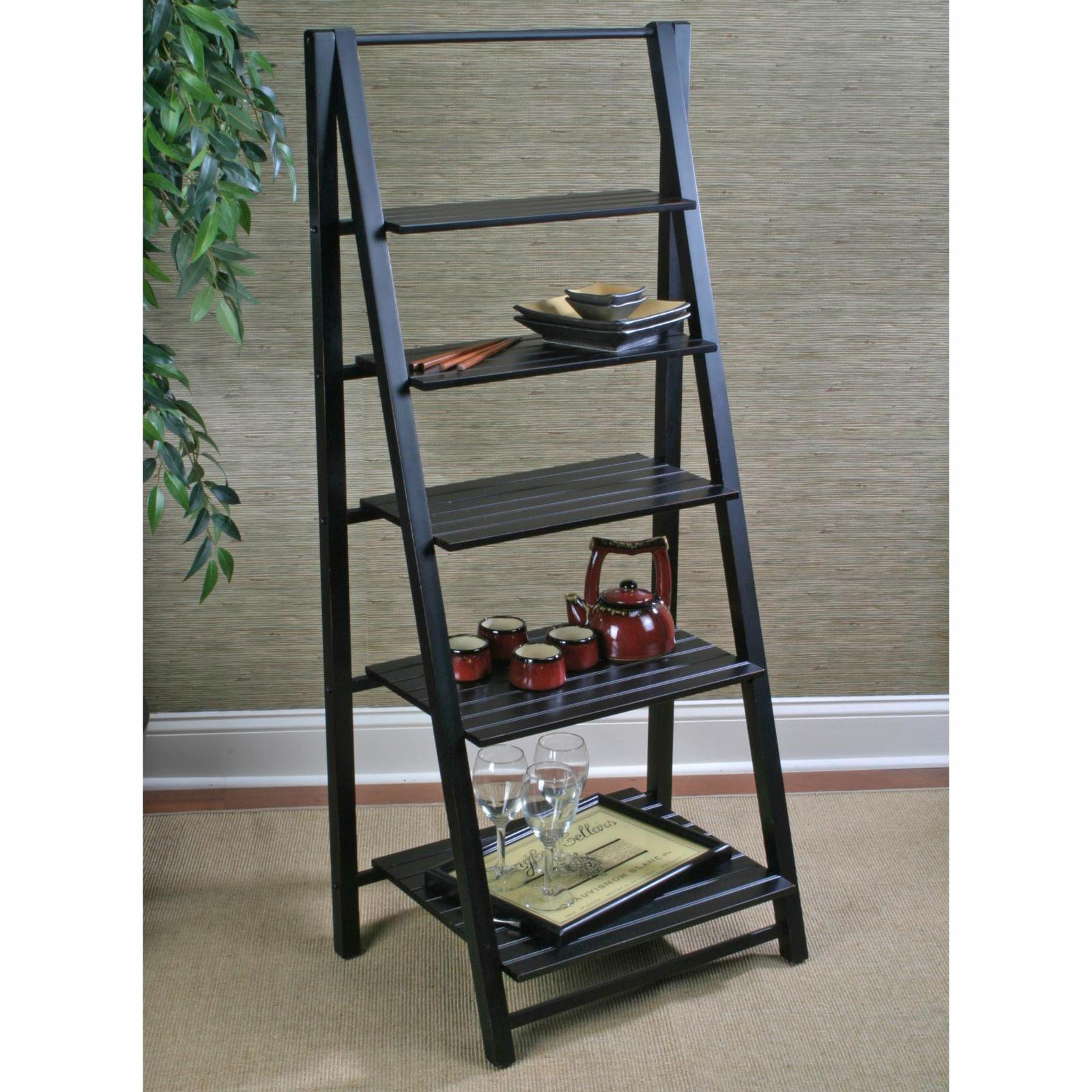 Ladder Bookcases Canada