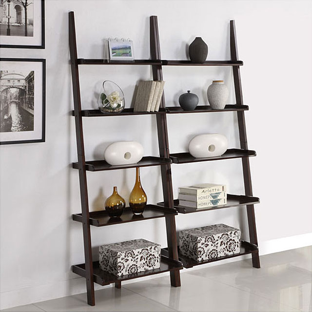 Ladder Bookcases 77